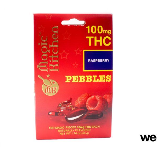 RASPBERRY PEBBLES