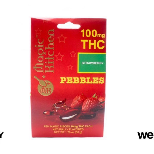 STRAWBERRY PEBBLES