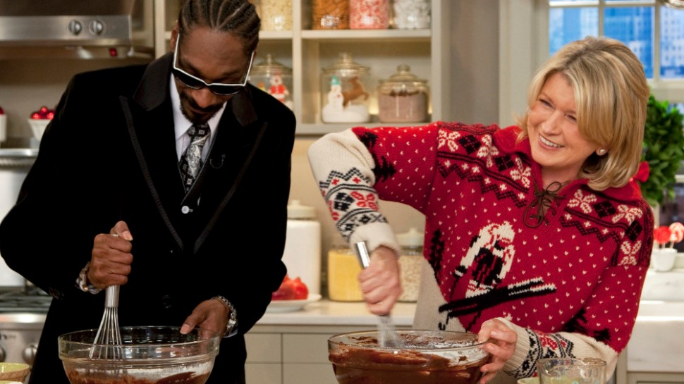 If You Aren't Watching Martha and Snoop, You Should Be