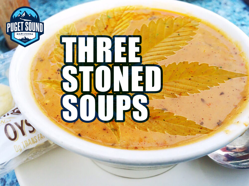 puget sound marijuana soups when stoned